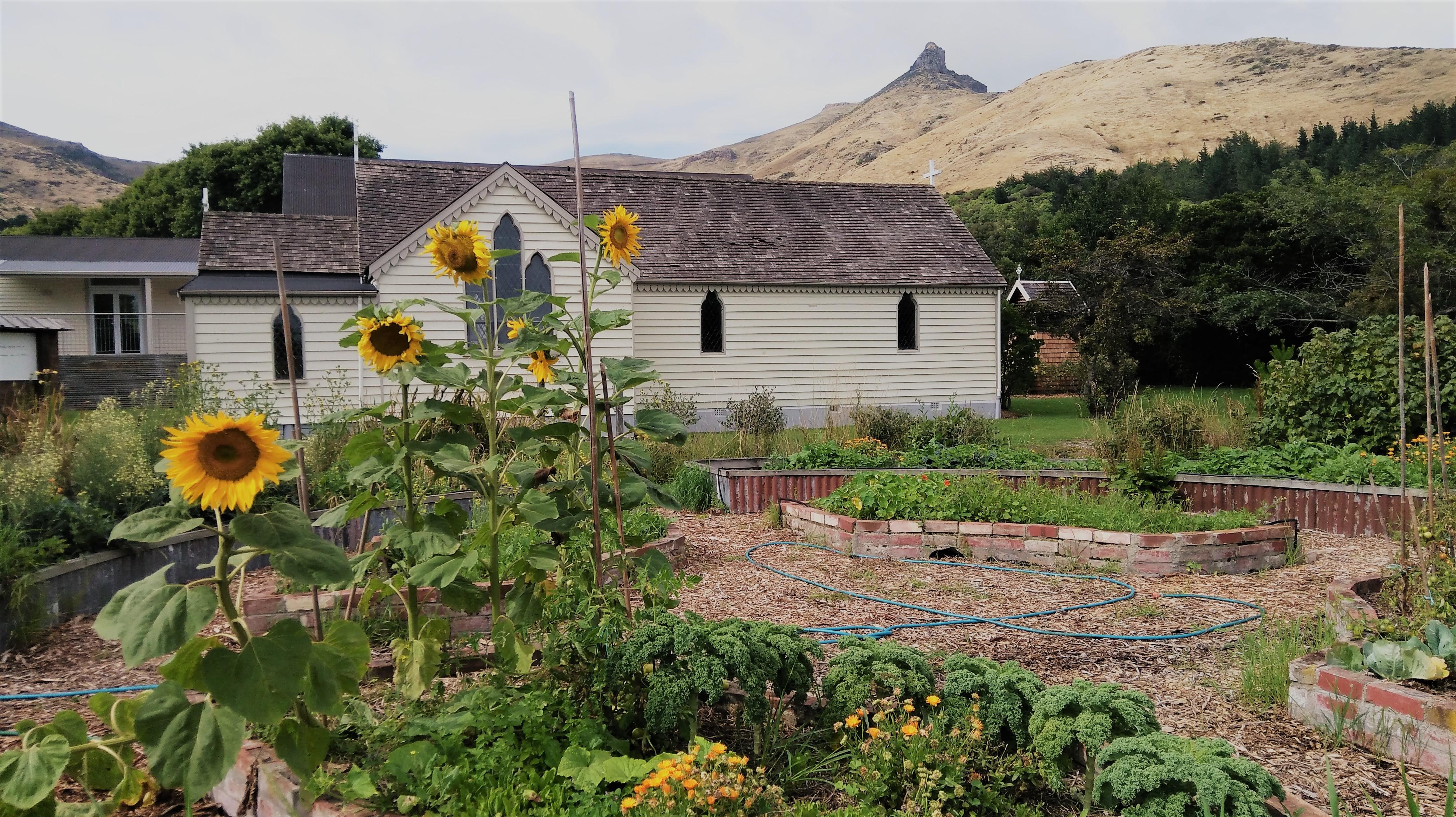 Heathcote Valley Community Garden